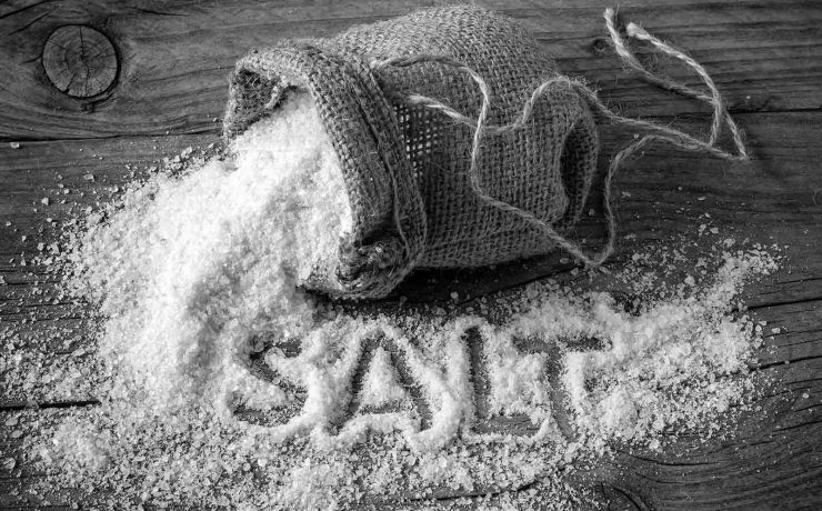 History of Salt