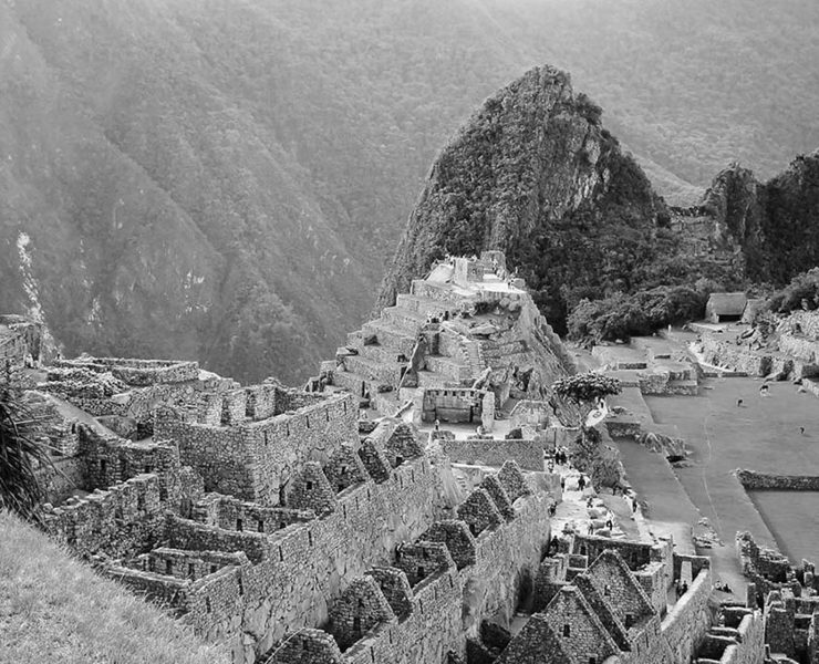 How did the Inca Empire function without money?
