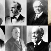 Seven out of the ten US presidents in the period from 1869 to 1923 were from the state of Ohio, yet before or since not a single other president has been. Was this just a coincidence?