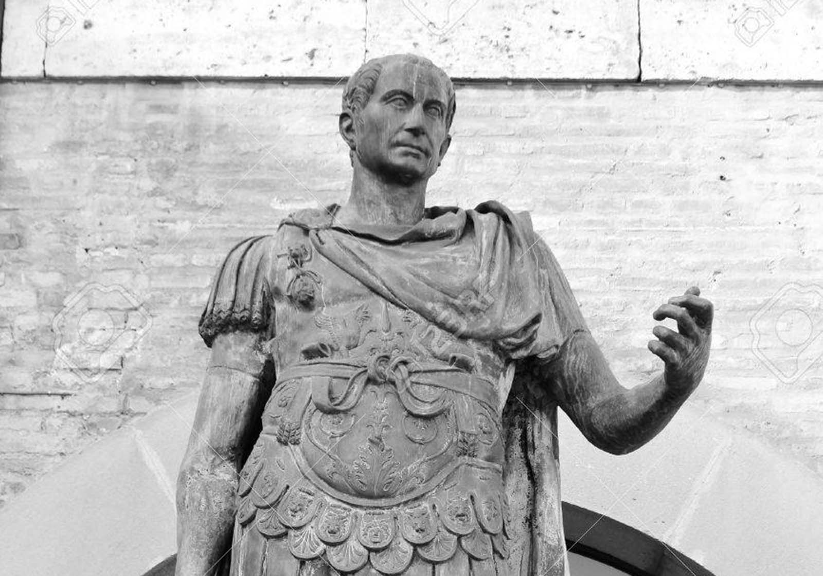 How did the mispronunciation of Caesar begin?
