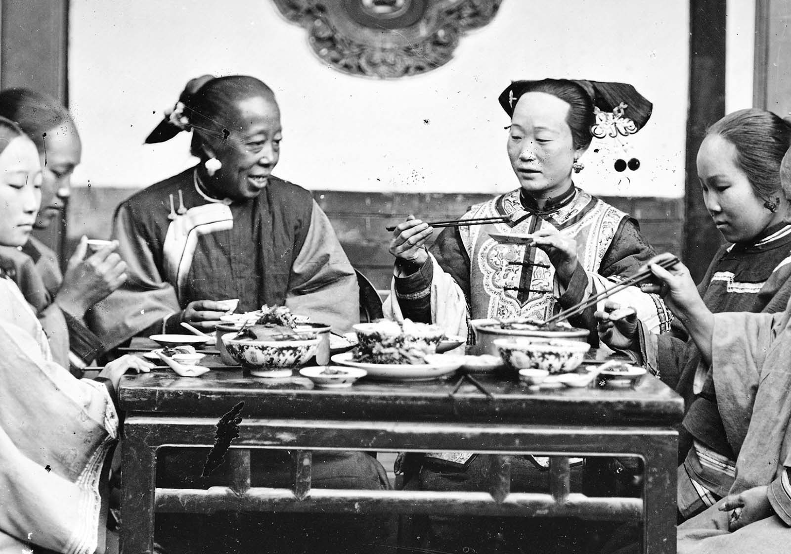 Did China ever have slavery?