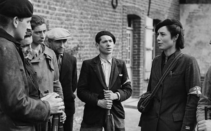 The Nazis attacked and occupied France, but only 10% of the population supported the French resistance. How could freedom fighters trying to liberate their own country be so wildly unpopular?
