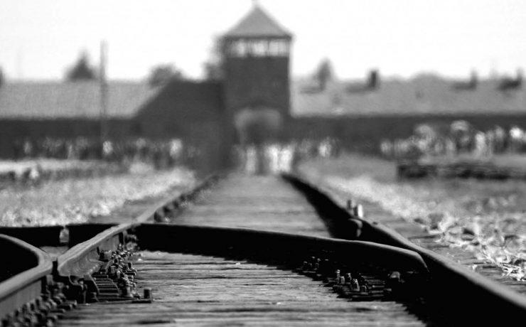 Did Hitler ever visit concentration camps?