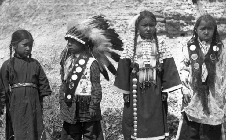 Why are Native American names usually translated into English while other names are not?
