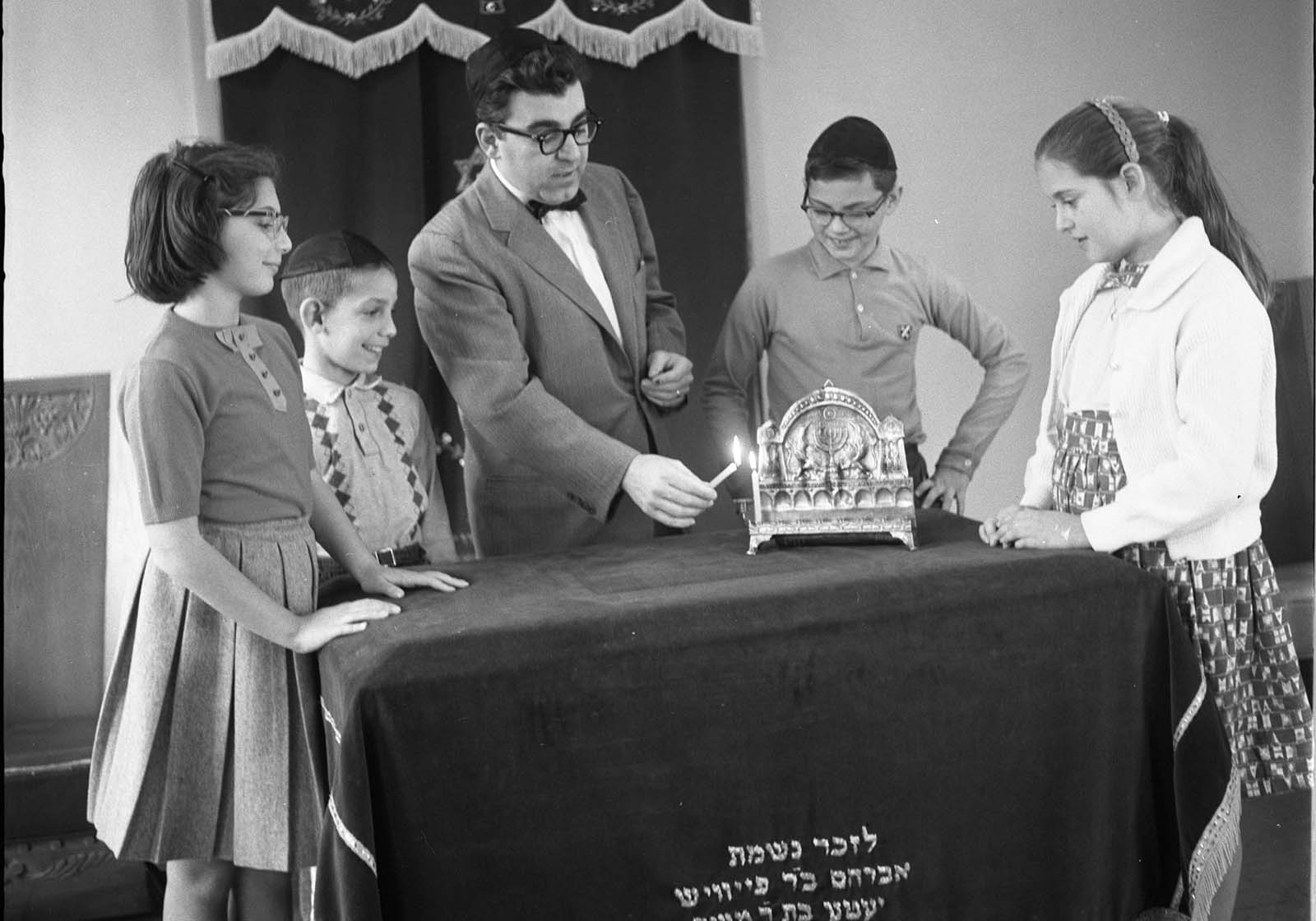 """Hanukkah, despite being a relatively minor Jewish holiday (indeed it is a festival), has, in the broader culture, become """"Jewish Christmas,"""" even though religiously it's not nearly as important as Christmas. Why?"""