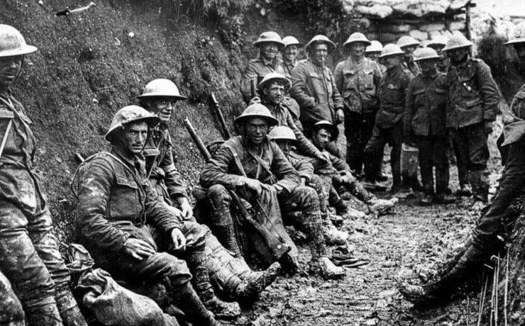 Why weren't deaths higher in WWI?