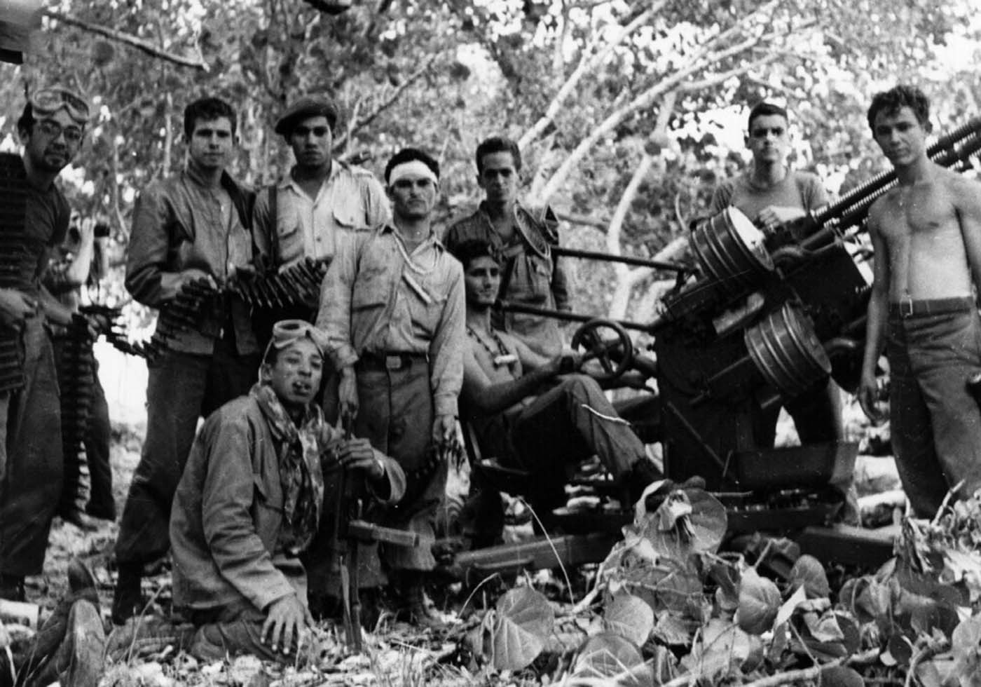 How was Bay of Pigs not considered an act of war?