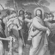 When Christianity was legalized by the Roman Empire, how did the government reconcile the anti-imperial rhetoric of Jesus and the culpability of Rome regarding his crucifixion?